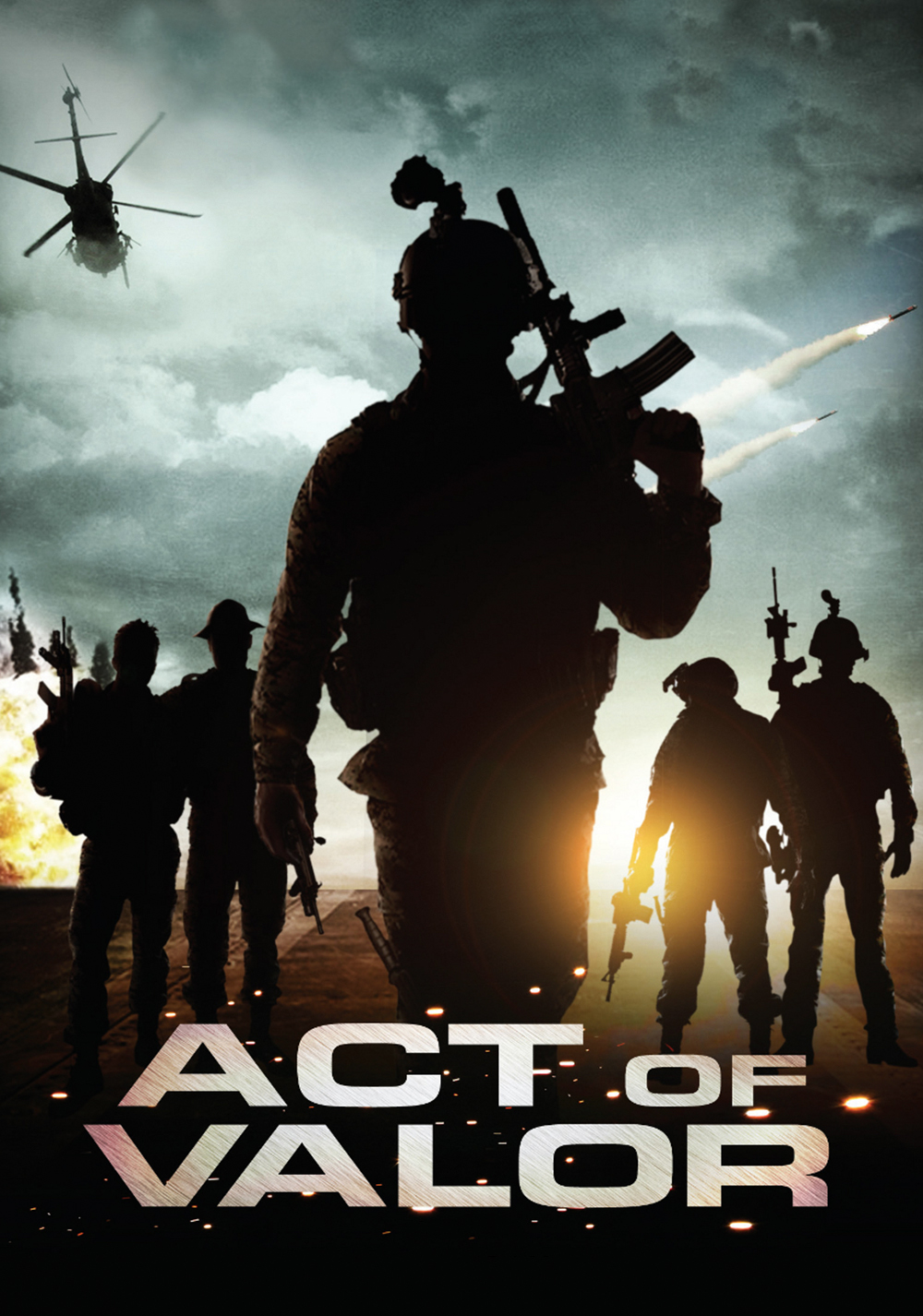 ACT OF VALOR (2012) TAMIL DUBBED HD