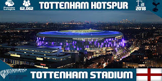 PES 2017 Tottenham Stadium and Tunnel by NaN RiddLe 08