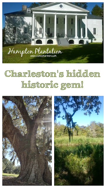 Hampton Plantation: Southern History and Literature at Charleston's Hidden Plantation | CosmosMariners.com
