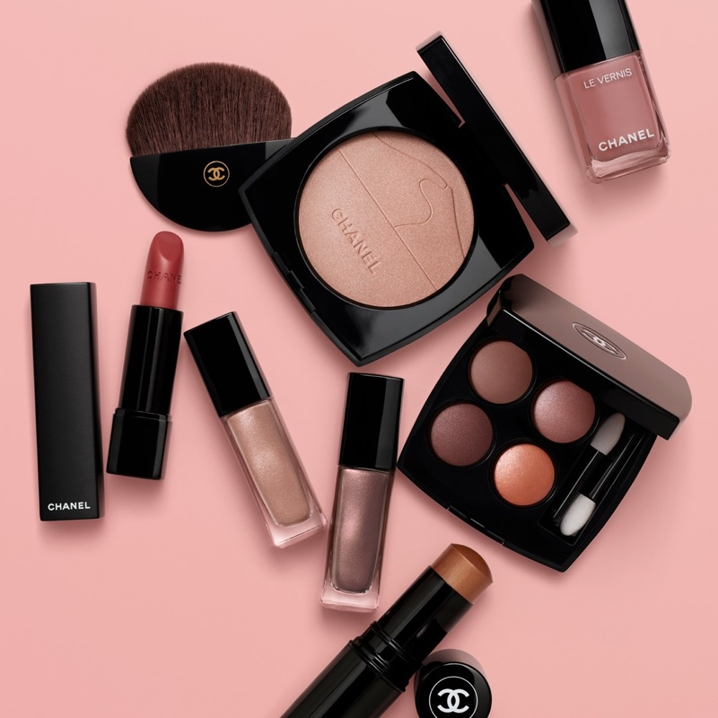 Chanel Beauty's spring-summer 2020 collection