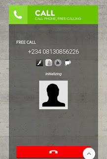 Free calls network