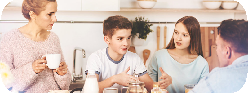 Direitos das crianças ao longo do divórcio