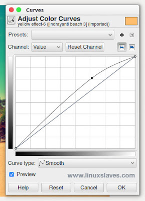 Image Editing Curves Adjustment Tutorial