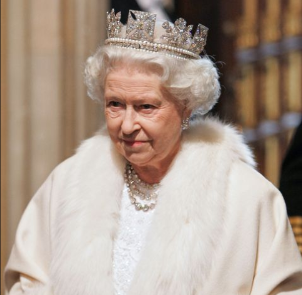 Queen Elizabeth II has given up wearing real fur and animal rights activists are thrilled