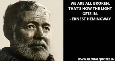 Ernest Quotes