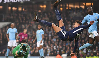 Tottenham vs Manchester City Live Streaming online Today 14.04.2018 Premier League