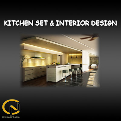 Kitchen Set & Interior