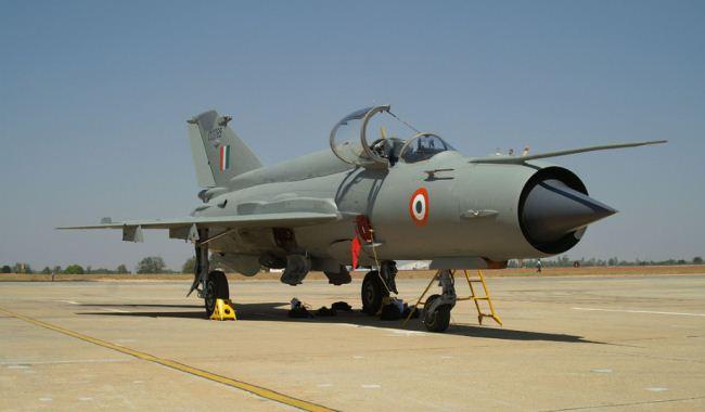 MiG-21 Angkatan Udara India