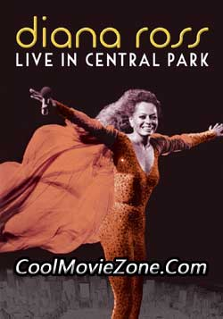 Diana Ross Live from Central Park (1983)