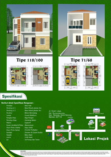 Green Ciceri Townhouse