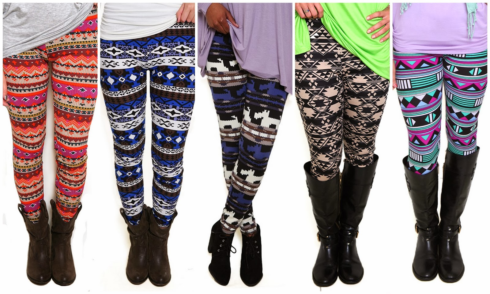 Flourish Boutique & Gallery: How To Style Your Patterned ...