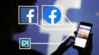 Ada apa dengan logo aplikasi facebook yang baru...?