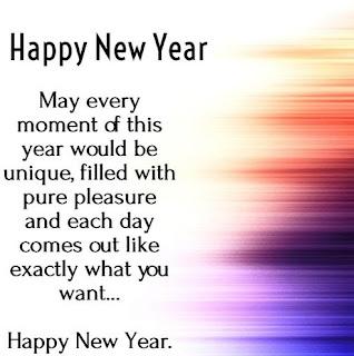 happy new year bestie images