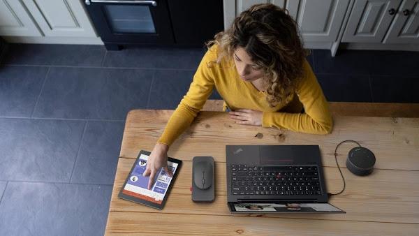 Faça do Mundo o Seu Escritório Com os Novos Acessórios Lenovo Go