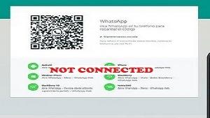 Cara Mengatasi Web Whatsapp yang sulit Terkoneksi