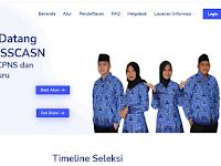 Pendaftaran CPNS 2021 Dibuka 30 Juni Login di www.sscasn.bkn.go.id