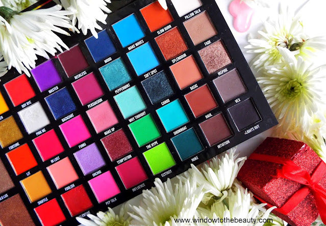 BPerfect Stacey Marie Carnival XL Palette