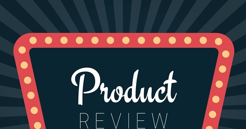 Ramblings of a Coffee Addicted Writer: Product Review