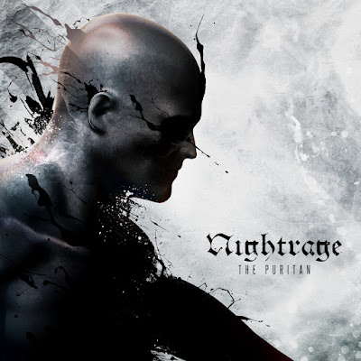 Nightrage - The Puritan (2015) Album Artwork