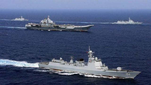 China Dikabarkan CapIok Pulau Milik Taiwan Agustus Ini, Perang China Amerika Bakal Meletus?