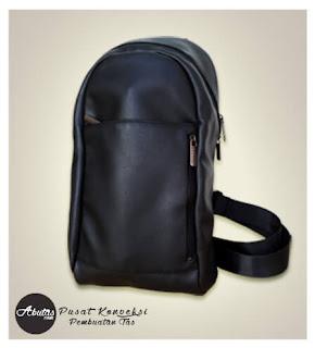 konveksi tas, hipbag, tote bag, sling bag, produksi tas hipbag