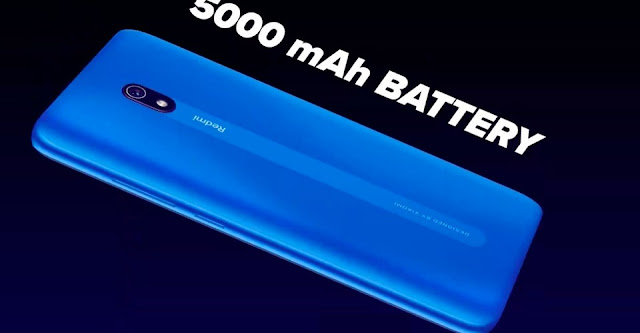xiaomi-redmi-8a-5000mAh-Battery