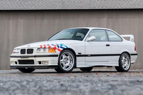 BMW M3 E36 Lightweight 1995 Auto Usado