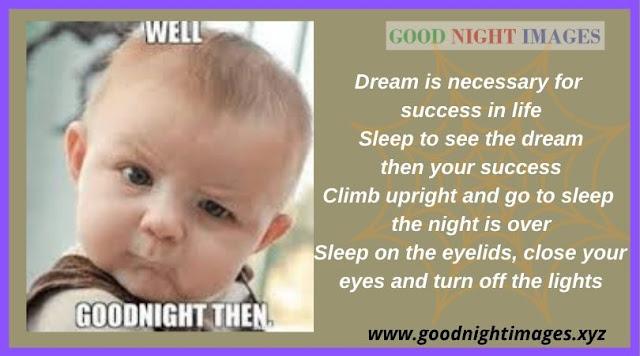 Have a Good Night Meme | sweet dreams meme