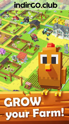 blocky farm apk