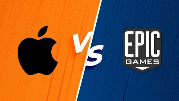 Apple vs Epic legal battles