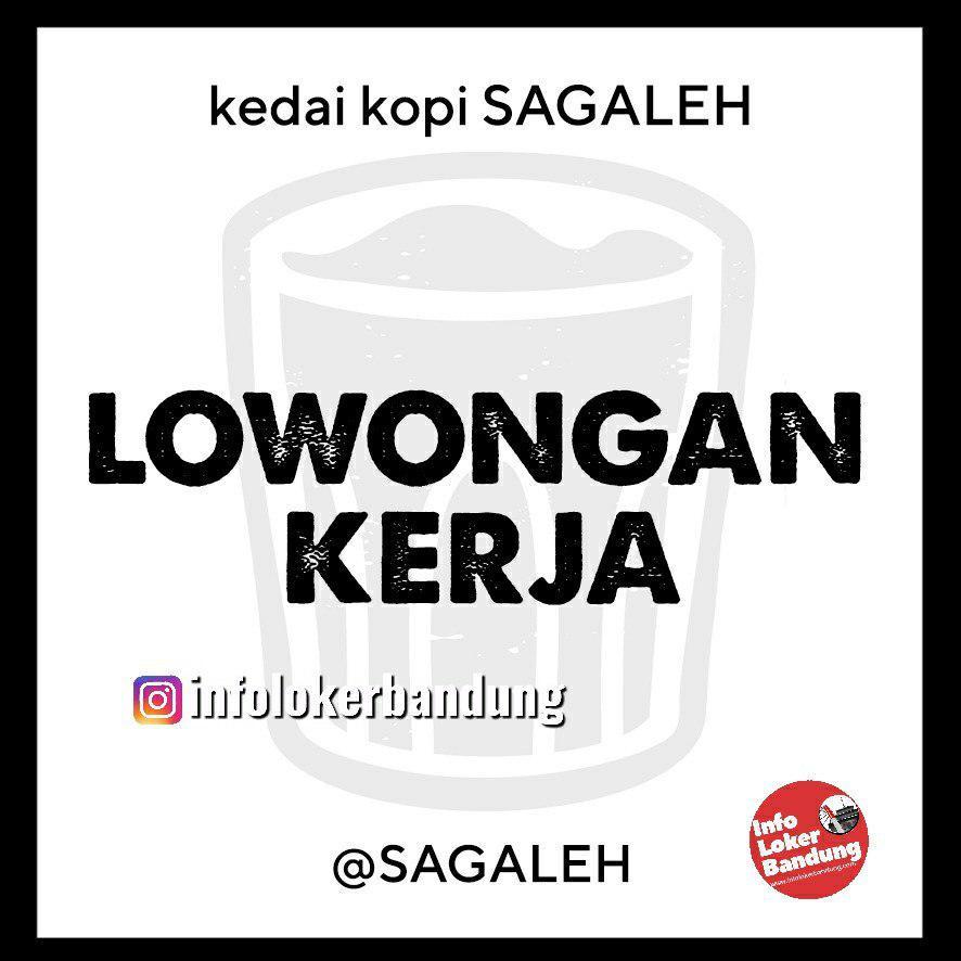 Lowongan Kerja Barista Kopi Sagaleh Bandung September 2019