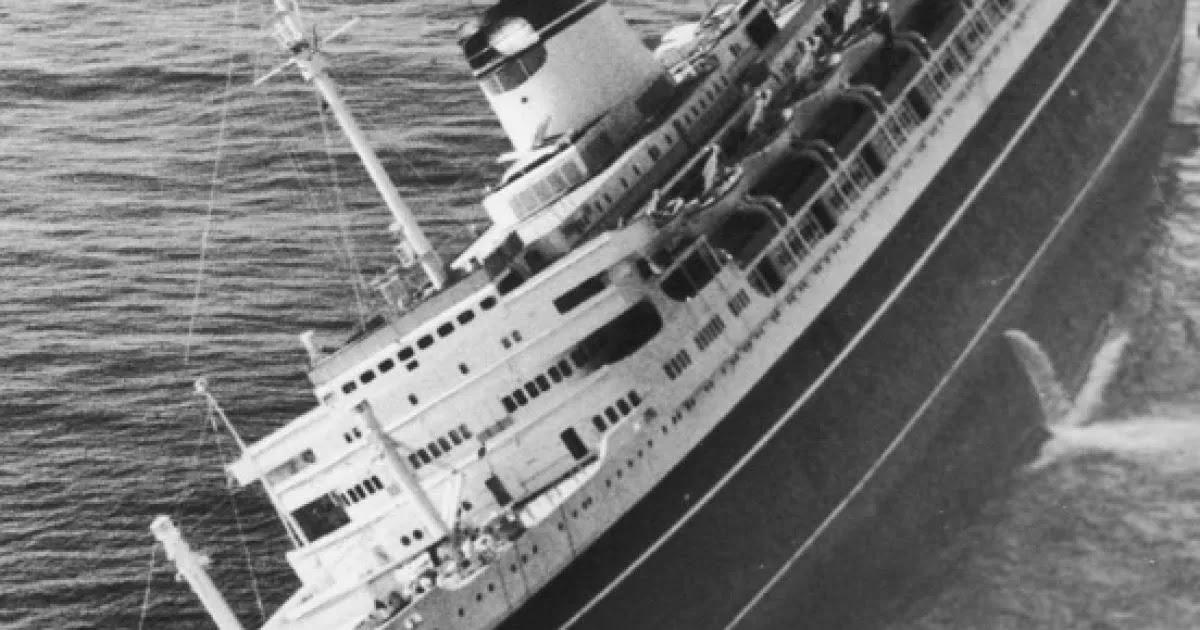 Η κατάρα του βυθισμένου πλοίου  SS Andrea Doria  που σκοτώνει δύτες που αναζητούν θησαυρούς