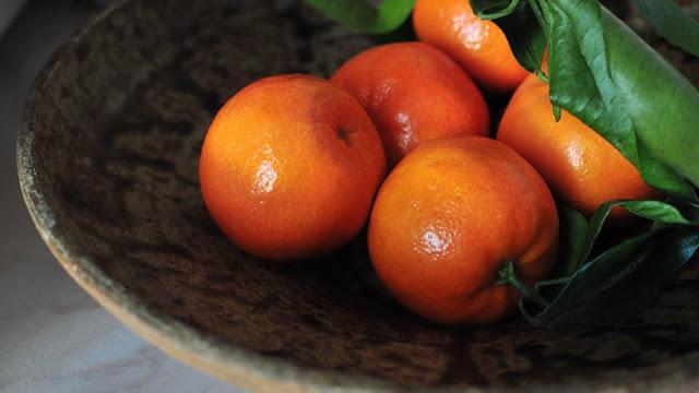 Tangerine A Delicious Fruit Wallpaper