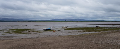 The view from Sunderland Point