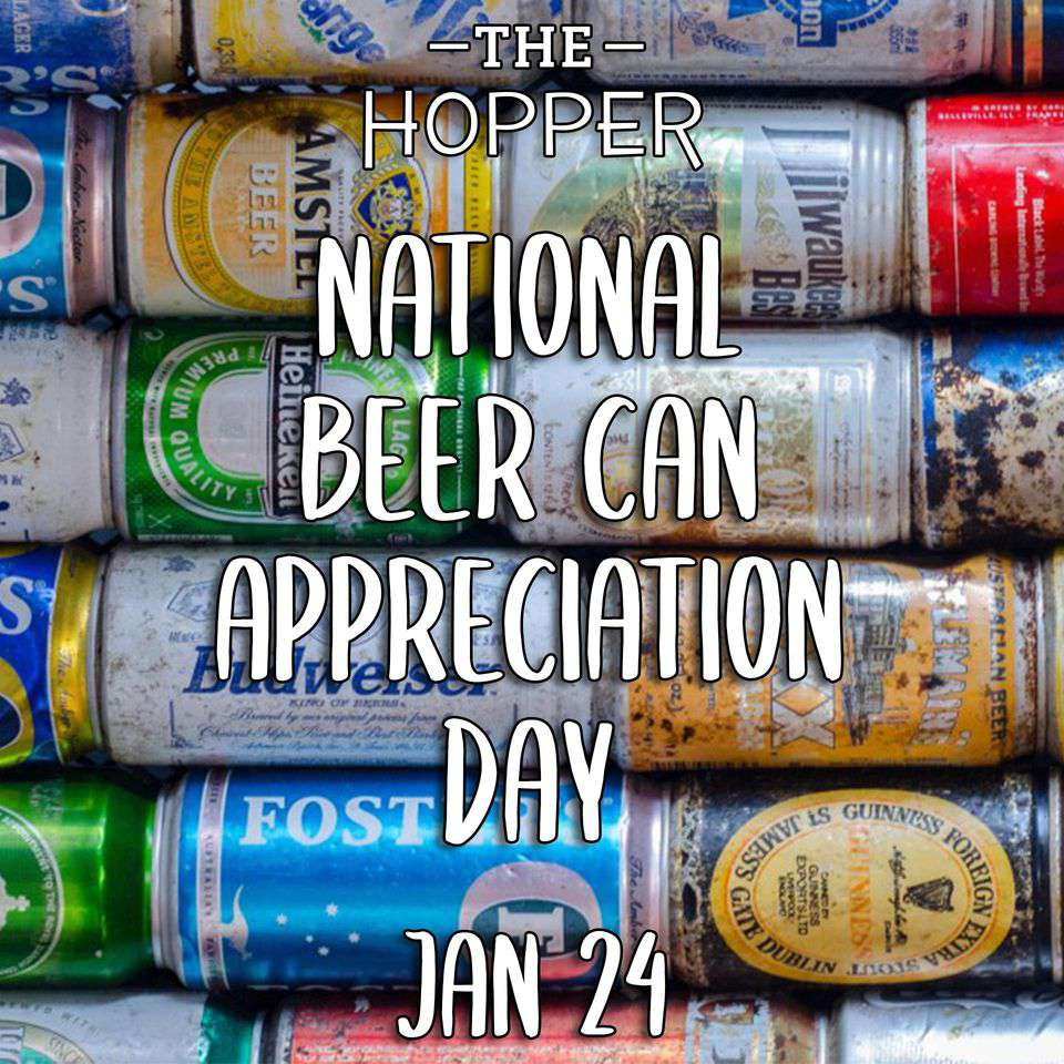 National Beer Can Appreciation Day Wishes pics free download