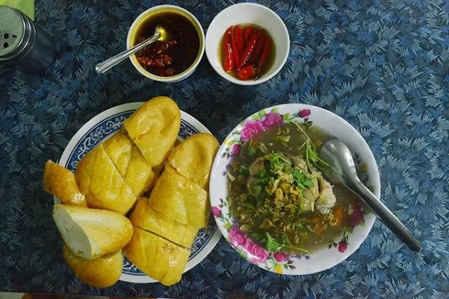7 dishes make Quy Nhon culinary brand