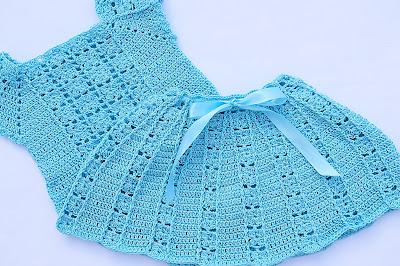 2 - Crochet Imagen Falda a conjunto con blusa veraniega a crochet y ganchillo por Majovel Crochet