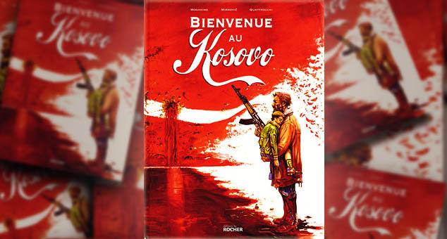 #Kosovo #Metohija #17mart #Pogrom #Zločini #Strip #Francuska