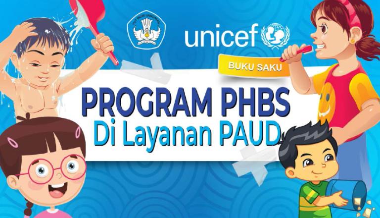 Buku Saku Program Perilaku Hidup Bersih dan Sehat (PHBS) PAUD