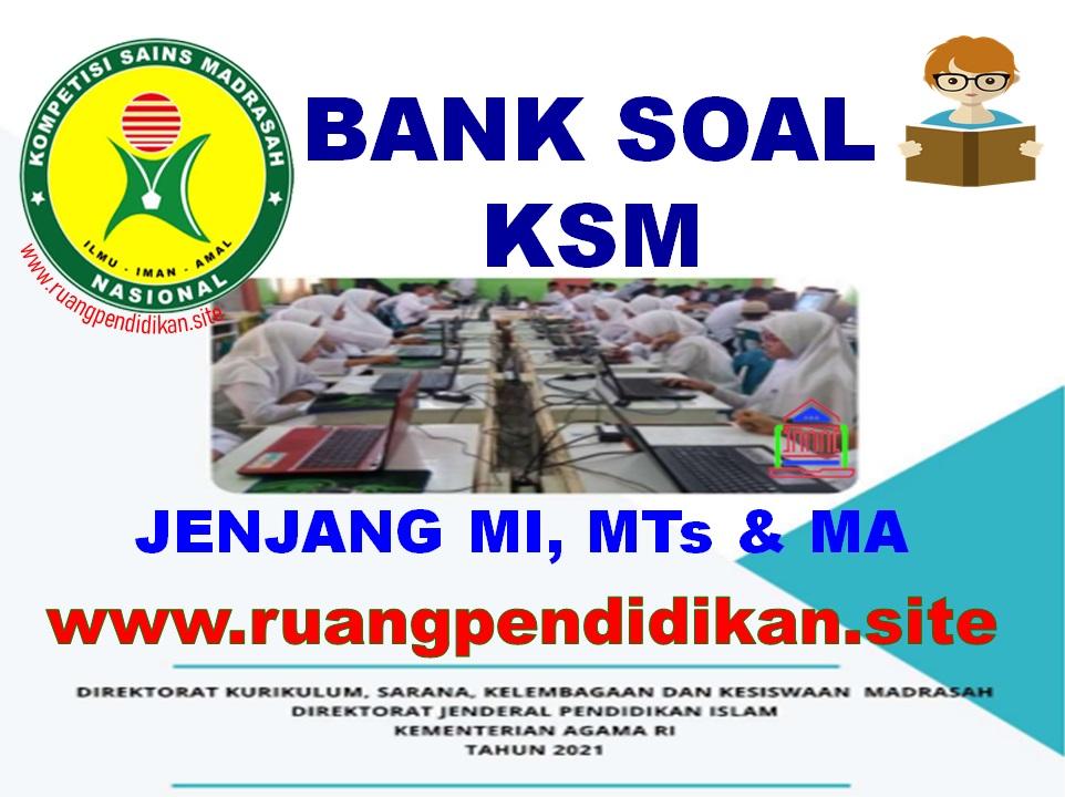Bank Soal KSM