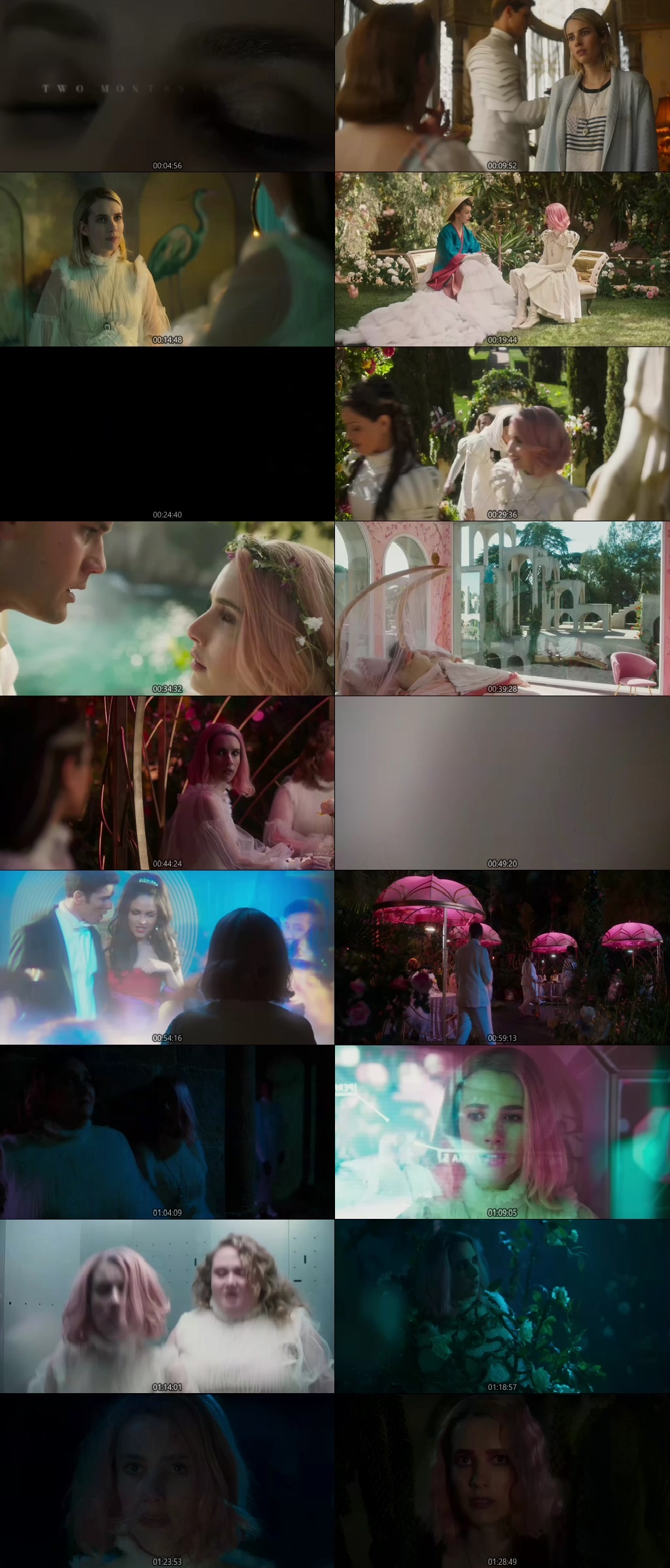 Screen Shot Of Paradise Hills 2019