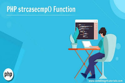 PHP strcasecmp() Function