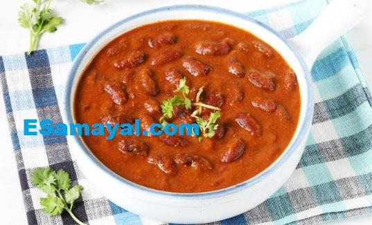 ராஜ்மா மசாலா செய்வது | Rajma Spice Recipe !