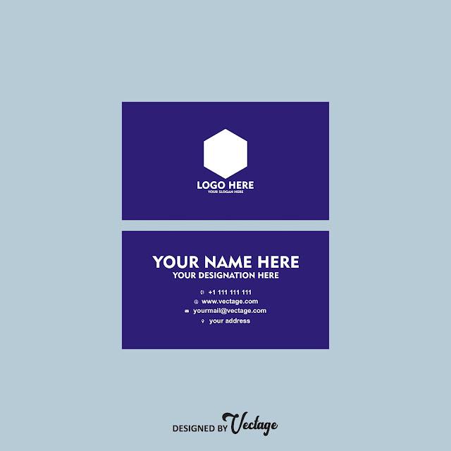 visiting card,