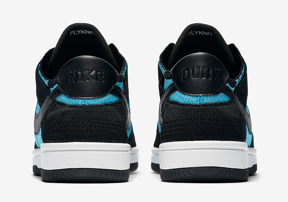 check out ba545 f8cfe The Nike Dunk Low Flyknit will drop on Tuesday, 1 August 2017, at selected  retailers.