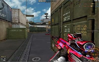 Sniper là khẩu pháo rất mạnh nhưng cũng trả nhược điểm dead người về độ linh hoạt