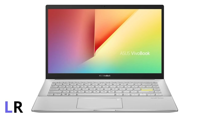 Asus VivoBook S14 S433EA - Best Cheap, Slim, Lightweight, and above-the-folks laptop for programming especially for portable use