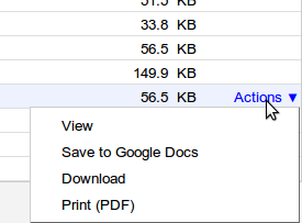 Google Drive Blog: ZIP and RAR support now available in the