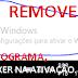 """Como remover Marca D'Água do Windows Todas Versões 7 a o 10 """"UWD"""""""