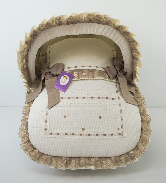 vestidura lencera grupo 0 beige camel